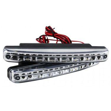 LED Daytime Super Running Lights Pair (2 Strips)-LED Daytime