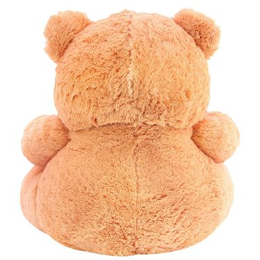 Valentine stuff Woody Teddy Bear 40 cm - Brown