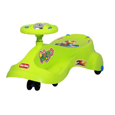 Kids Best Swing Car Green