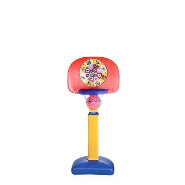 Playtool Adjustable Basket Ball & Dart Game