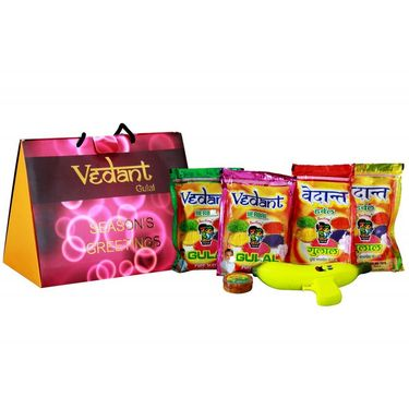 Vedant Gift Bag, Gulal, Pichkari And More