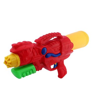 Holi Water Pichkari Shape Squirter 2021 - Red