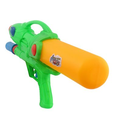 Holi Water Pichkari Shape Squirter W26 - Green