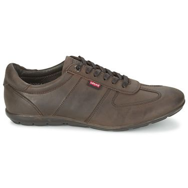 Levis Leather Casual  Shoes -Brown