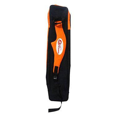 Liana Hockey Kit Bag - Black & Orange