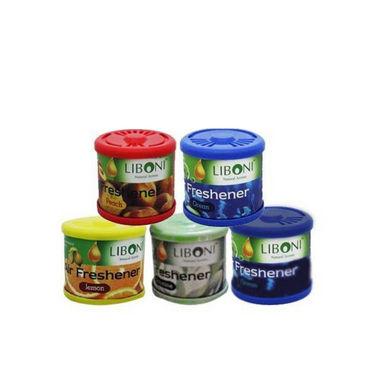 Set of 5 Liboni Air Freshner for Cars