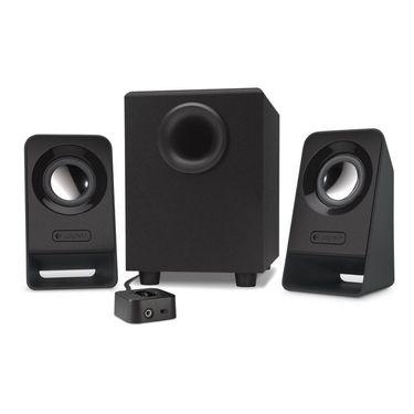 Logitech Z213 Multimedia Speakers - Black