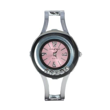 Mayhem Analog Round Dial Watch_Ma2930 - Pink