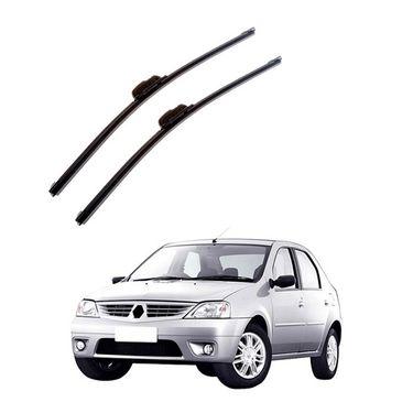 Autofurnish Frameless Wiper Blades for Mahindra Logan (D)20