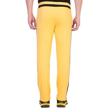 American Elm Men Cotton Lowers_Md090 - Yellow