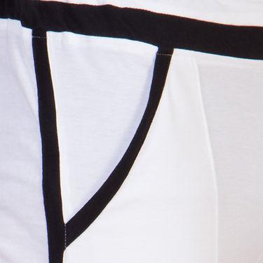 American Elm Men Cotton Lowers_Md094 - White