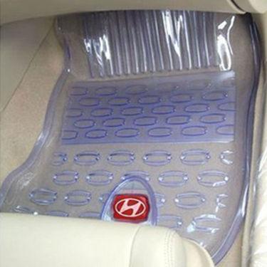 All Car Transparent Mats Slim-Washable-Anti Slip