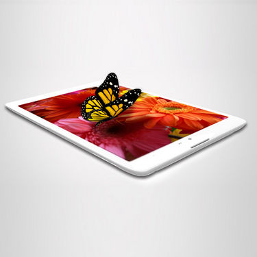 Swipe MTV Slate Quad-Core 3G Calling Tablet - White