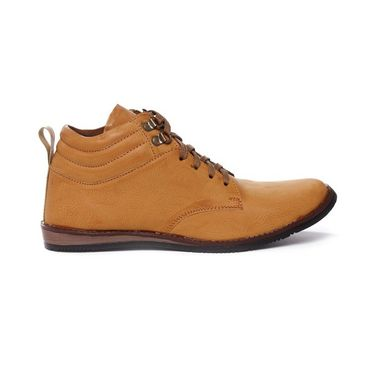 Big Wing Synthetic Leather Casual Shoes -Ra028