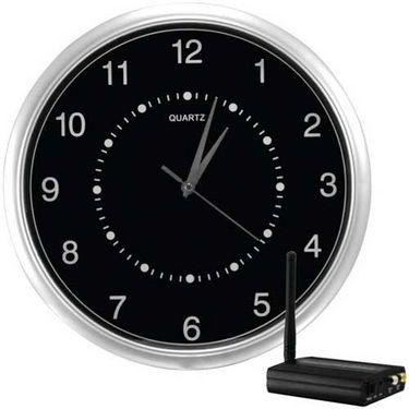 NPC 1.2 Ghz Wall Clock Wireless CCTV Camera