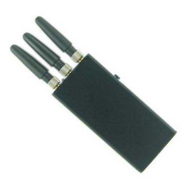 NPC 4 To 10 Meters Range Pocket Mobile Phone Jammer
