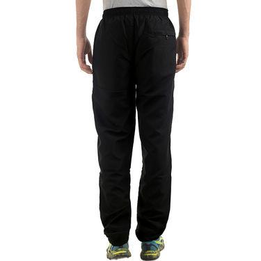 Comfortable Cotton Lowers For Men_Nplad2 - Black