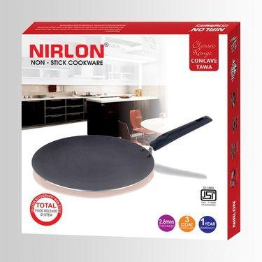 Nirlon Non-Stick Concave Tawa_NR48005