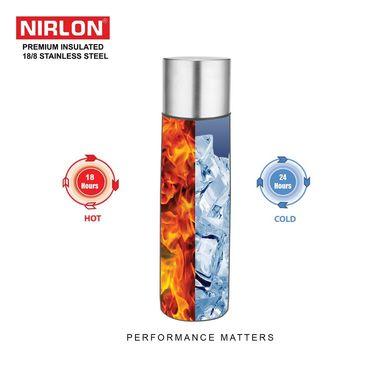 Nirlon  Stainless Steel Vaccum Flask 750 ml_NR48633