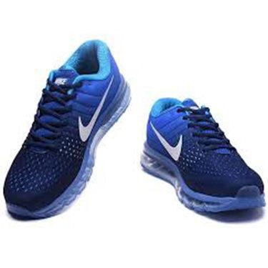 Nike Mesh Blue Sports Shoes -osn04