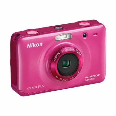 Nikon Coolpix S30 Digital Camera