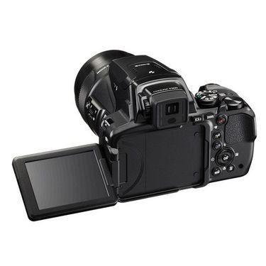 Nikon Coolpix P900 Compact Digital Camera with 16MP, 83x Optical Zoom - Black
