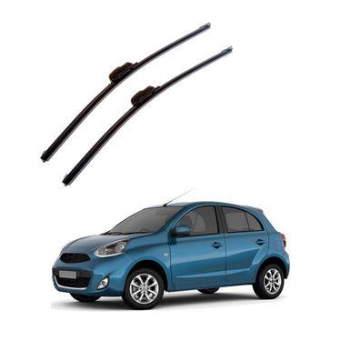 Autofurnish Frameless Wiper Blades for Nissan Micra (D)21