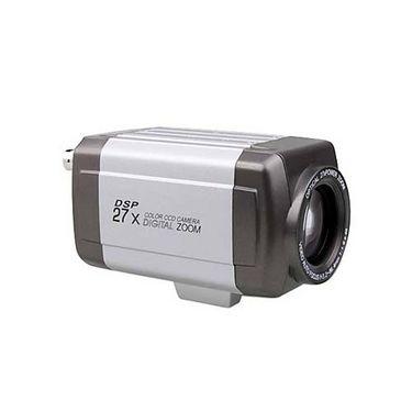 NPC 27X Optical Zoom CCTV Camera 0.5 Lux