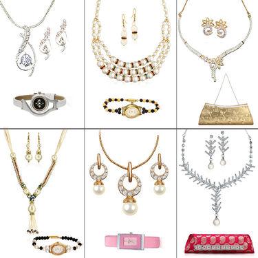 24 Pcs Jewellery Set by Oleva