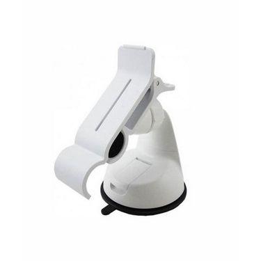Vibrandz Grab Smart Phone Holder - White