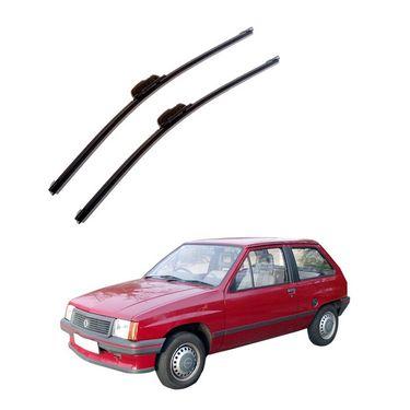 Autofurnish Frameless Wiper Blades for Opel Swing (D)18