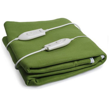 Set of 2 Expressions Polar Fleece Electric Double Blankets-POLAR02DB