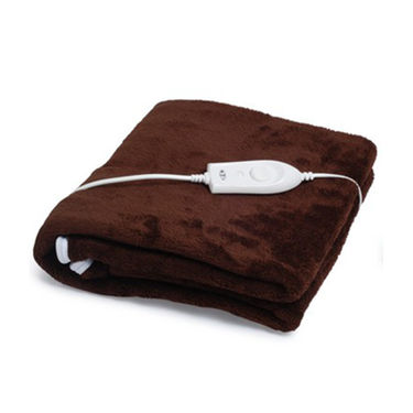 Set of 2 Expressions Mink Electric Single Blankets-POLAR103SB