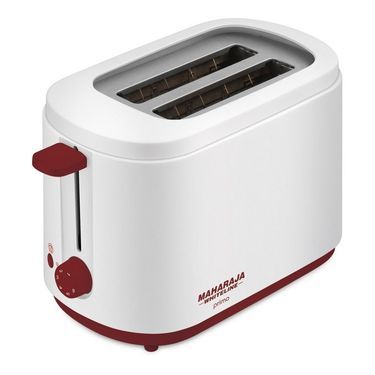 Maharaja Whiteline Primo 2 Slice Pop Up Toaster_PT-100