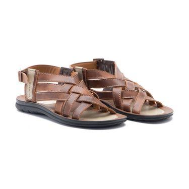 Provogue Mens Floater Sandals Pv1083-Tan