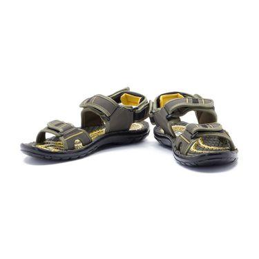 Provogue Mens Floater Sandals Pv1084-Olive
