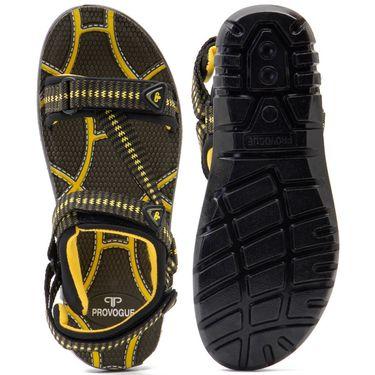 Provogue Mens Floater Sandals Pv1085-Olive