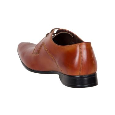 Provogue Tan Formal Shoes -yp06