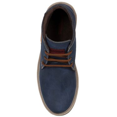 Provogue Blue Casual Shoes -yp44
