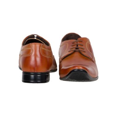 Provogue Tan Formal Shoes -yp63