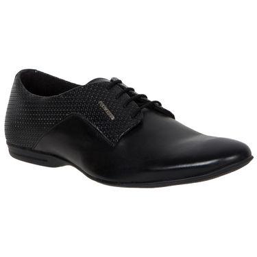 Provogue Black Formal Shoes -yp64
