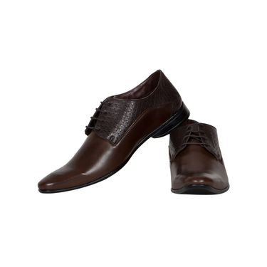 Provogue Brown Formal Shoes -yp73