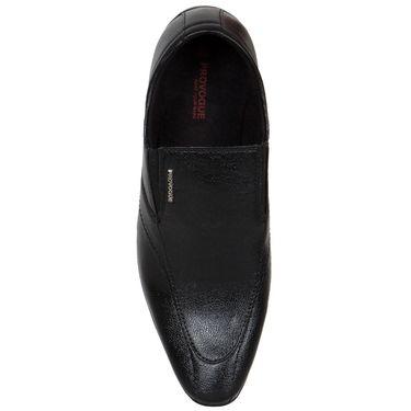 Provogue Black Formal Shoes -yp78