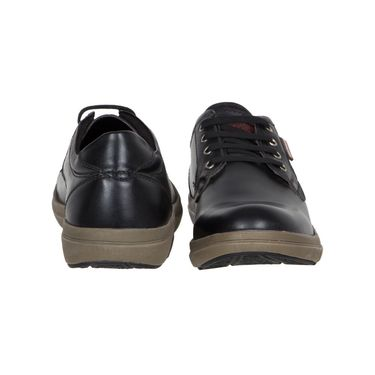 Provogue Black Casual Shoes -yp115