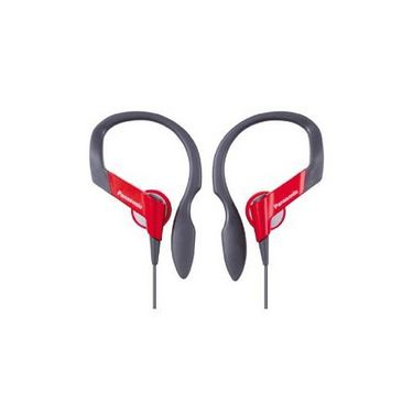Panasonic RP-HS33E-R Sports Gym Headphone