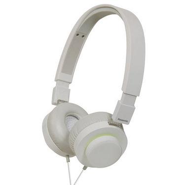 Panasonic RP-HXD5WE On-Ear Canal Headphone - White