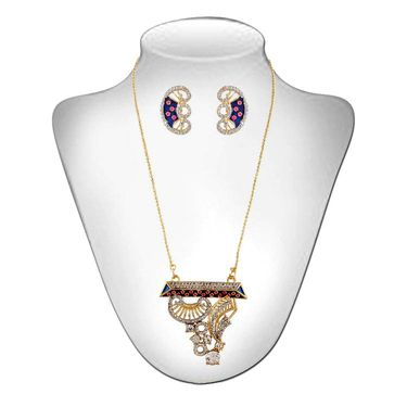 Satrangi Set Of 8 Jewellery Sets By Panini