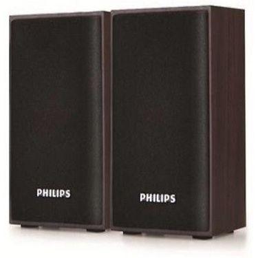 Philips Spa 30w Wired Laptop/Desktop Speaker - Black
