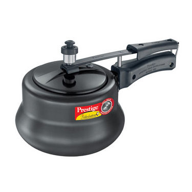 Prestige Nakshatra Plus Hard Anodized Handi 3 Ltr (Induction Based)