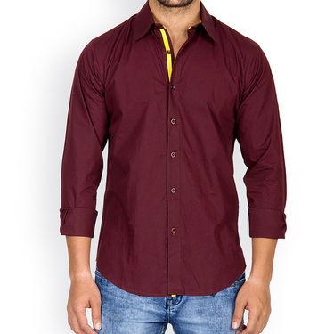 Pack of 3 Incynk Plain Cotton Shirt_qsc56